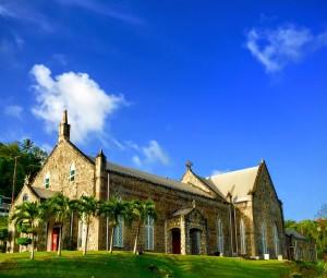 Parishes/Archdeaconries