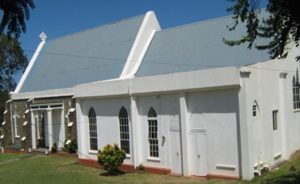 St Patrick Barrouallie