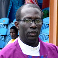 RectorThe Rev'd Canon Ashton Francis, B.A.