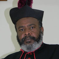 Archdeacon - Rector The Venerable Christian Glasgow, M.A., B.A., Dip. P.S.