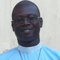 Priest in Charge The Rev'd Fr. Edward Mark L.Th. MSC, Dip. P.S.