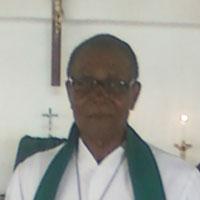 Assistant Priest The Rev'd Fr. Frank Garraway