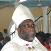 BISHOPThe Rt. Rev'd C. Leopold Friday, B.A., M.A , C.M.G